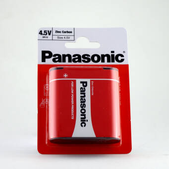 Panasonic 3R12 blister/1